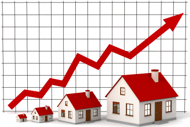 House Prices and Private Rents Expected to Continue to Increase into 2017